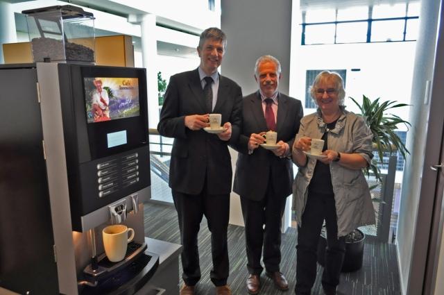 Gemeente schebkt nu altijd Fairtrade koffie