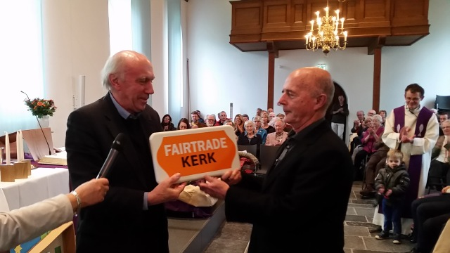 PKN Bunnik Fairtrade kerk