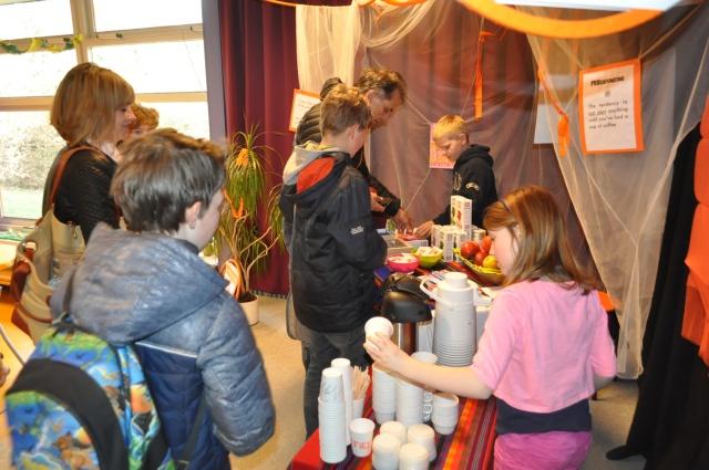 Fairtrade bij de Barbaraschool